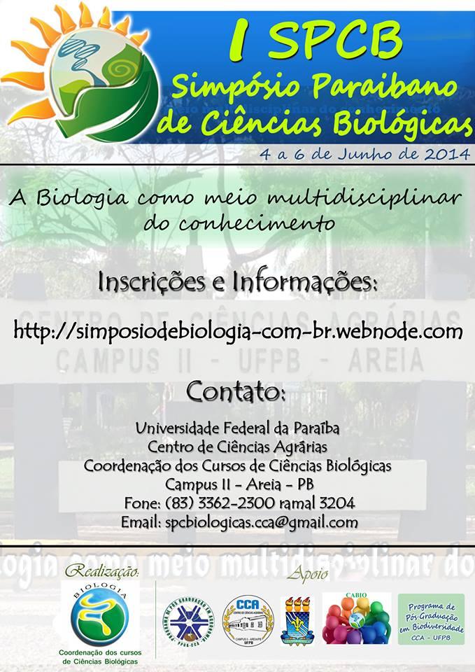 Evento Biologia