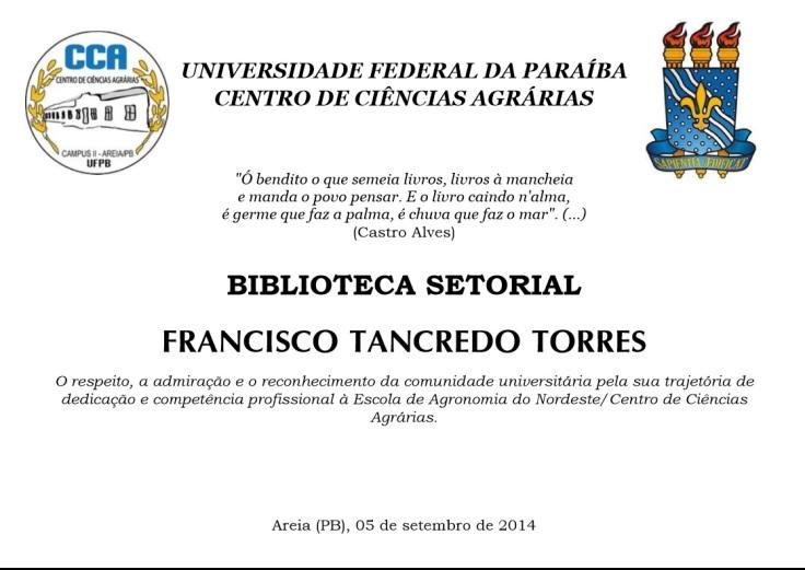 Homenagem Tancredo
