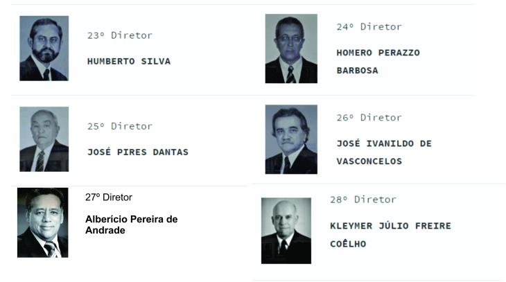 Galeria de Ex Diretores 3