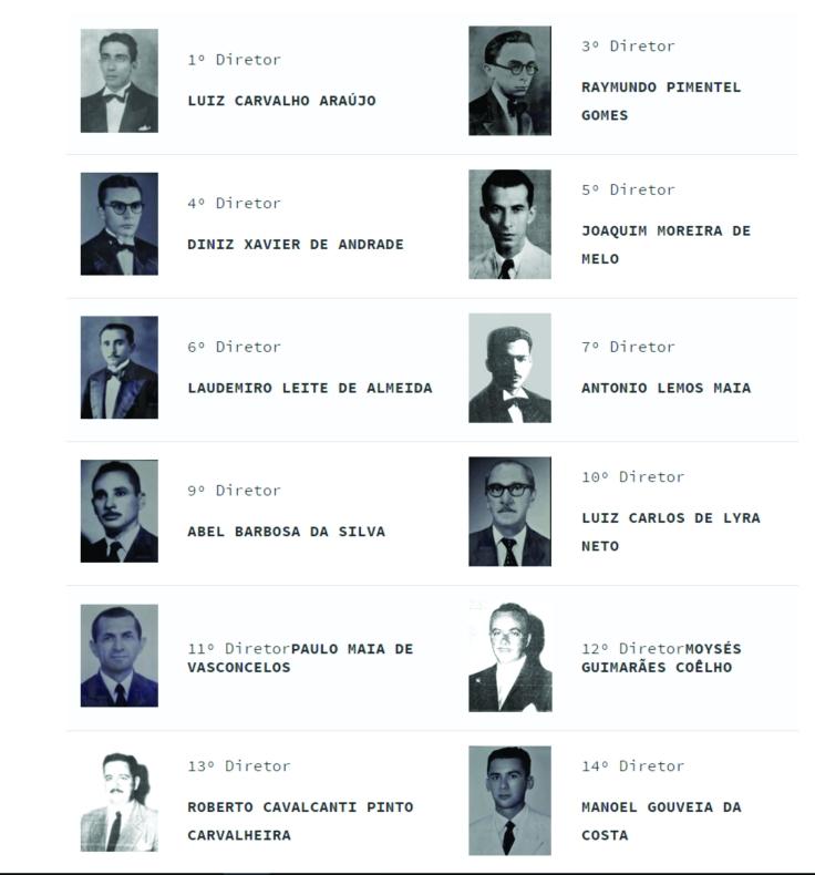 Galeria de Ex Diretores