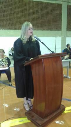 Profa. Lennyneves Duarte Alvino de Araújo